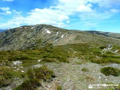 Pico Nevero - Hoyo Cerrado- Malagosto; piolet y crampones senderismo azores